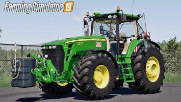 John Deere 8030 Series FS19