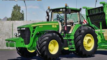 John Deere 8030 Series v2 FS19