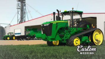 John Deere 9RT US and EU Version!