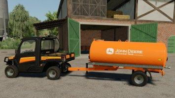 John Deere Gator Pack 1.0.0.1 FS19