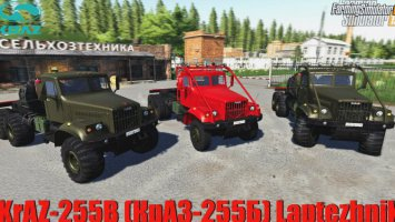 Kraz 255B New revised V2.6.0.5 fs19