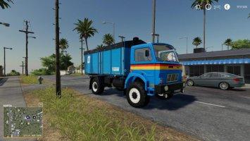 Kroeger HKD module for D-754 truck fs19