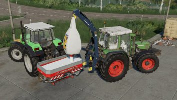 Kuhn Axis 402 Plus Pack fs19