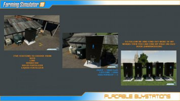 Placable Buystations