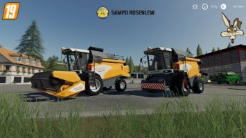 Sampo Rosenlew C6 *V1.2.0.5* fs19