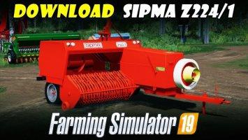 Sipma z224/1 fs19