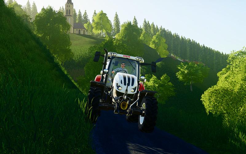 Slovenian valley - FS19 Mod | Mod for Farming Simulator 19