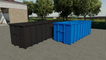 Gülle Container fs19