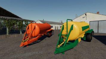 Slurry Tanker 14 with injector v1.1