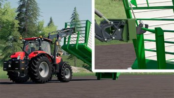 Stoll Multi-Grabber (Semi-Trailers & Hooklift Applications)