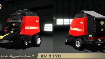 VICON RV 2190 fs19