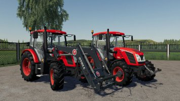 Zetor Proxima Power 120 fs19
