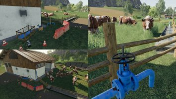Animal Pen Extension v1.0.1.0 FS19