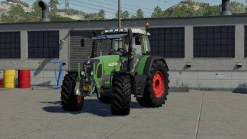 Fendt 400 Vario TMS/Farmer v1.2.0 fs19
