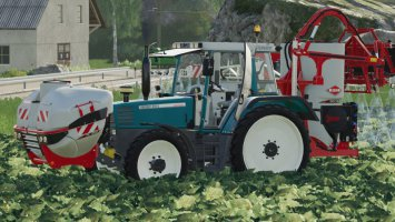 Fendt Favorit 509 510 v2 fs19