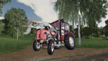 FS19 Ursus c355 4x4 + tur fs19
