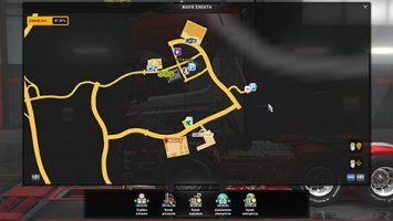 GPS RG ETS2 PRO 1.01 UPDATED 1.35.X ets2