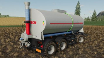Horsch Slurry Tender