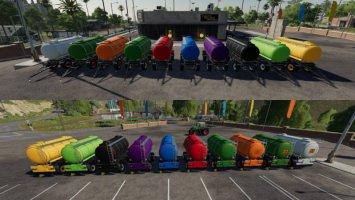 HS 8 Sprayers Support FS19