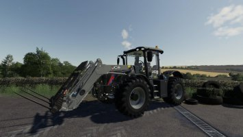 JCB Fastrac 25yrs Edition fs19