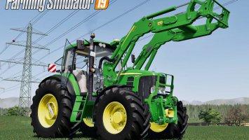 John Deere 6030 Premium Series