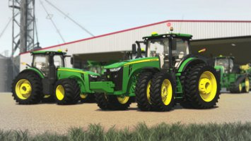 JOHN DEERE 8R US Series