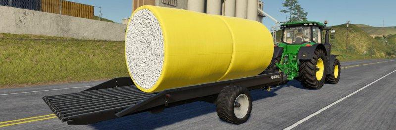 John Deere Cotton DLC - FS19 Mod | Mod for Farming Simulator 19 | LS