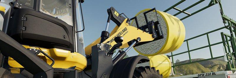John Deere Cotton DLC - FS19 Mod | Mod for Farming Simulator
