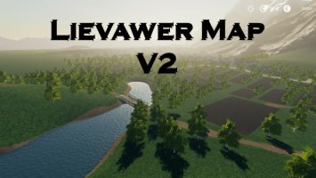 Lievawer Map v2.0.0.0