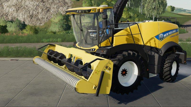 Lizard GE50 - FS19 Mod | Mod for Farming Simulator 19 | LS Portal