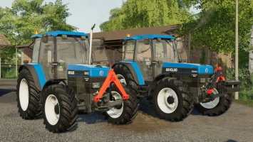 New Holland 40er Pack fs19