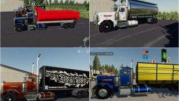 Peterbilt Trucks Pack