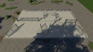 Placeable Metal Gates v2.2 fs19