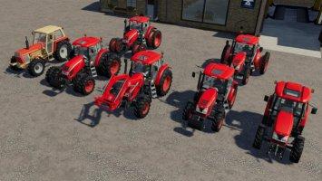 Zetor Tractors Pack v1.1 fs19