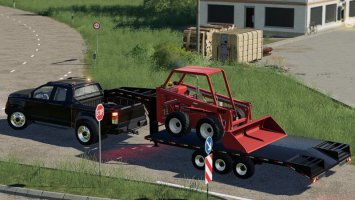 5th Wheel Hitch Pack fs19