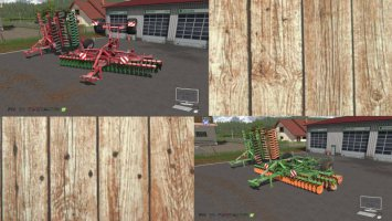 Amazone&VogelNoot Pack fs17