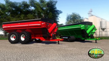 Brent Avalanche 1596 Grain Carts v2