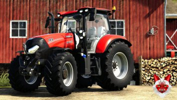 Case IH Maxxum - RC3D Edit fs19