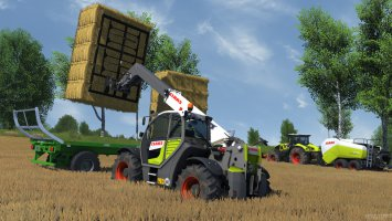 Claas Scorpion 7055 v0.9.0.1 cnc