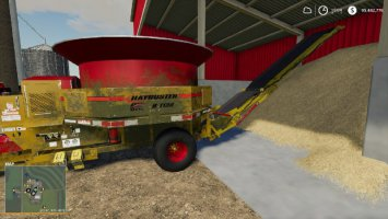 Contest - Haybuster H-1130 tub grinder fs19