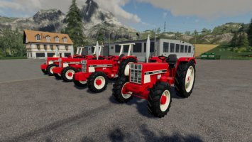 International Harvester 33 series v1.0.0.1 fs19