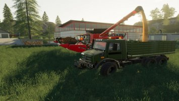 Contest - Mercedes Unimog U5000 6x6 Pack