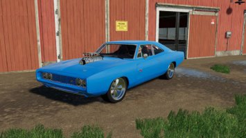 DODGE CHARGER RT1970