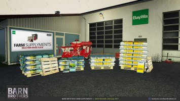 FARM SUPPLYMENTS - Seasons Addon