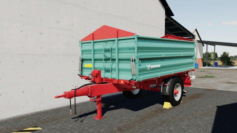 Farmtech EDK 800 FS19