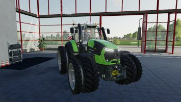 [FBM Team] Deutz Series 9 Update 1.0.1.0 fs19