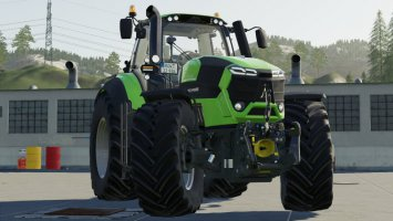 Deutz Series 9 Update v1.0.3.1 Simple IC fs19