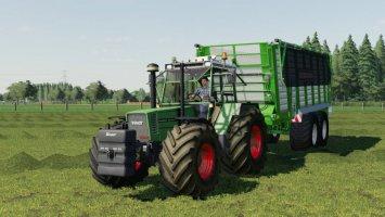 Fendt 600 turbomatik e fs19