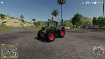 Fendt 900 SCR (not Final)