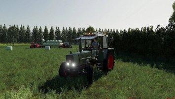 Fendt Farmer 304 LS